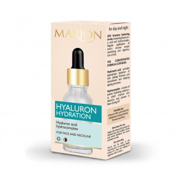 Hyaluronic  Ser, Marion, 20ml
