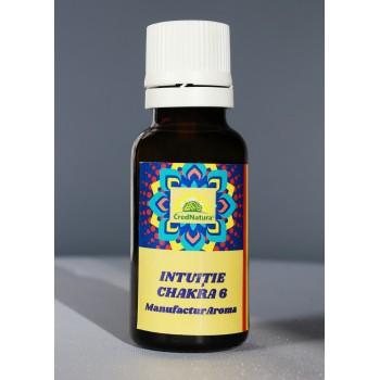 INTUITIE / Ulei Chakra 6 20 ml