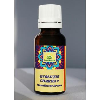 EVOLUTIE /Ulei Chackra 7 20 ml