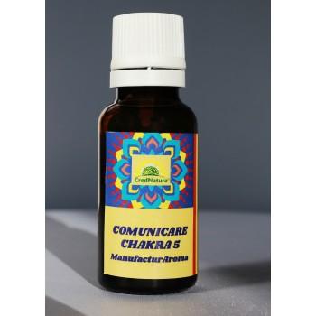COMUNICARE - Ulei chakra 5 20 ml