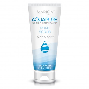 Aquapure Scrub Face@Body